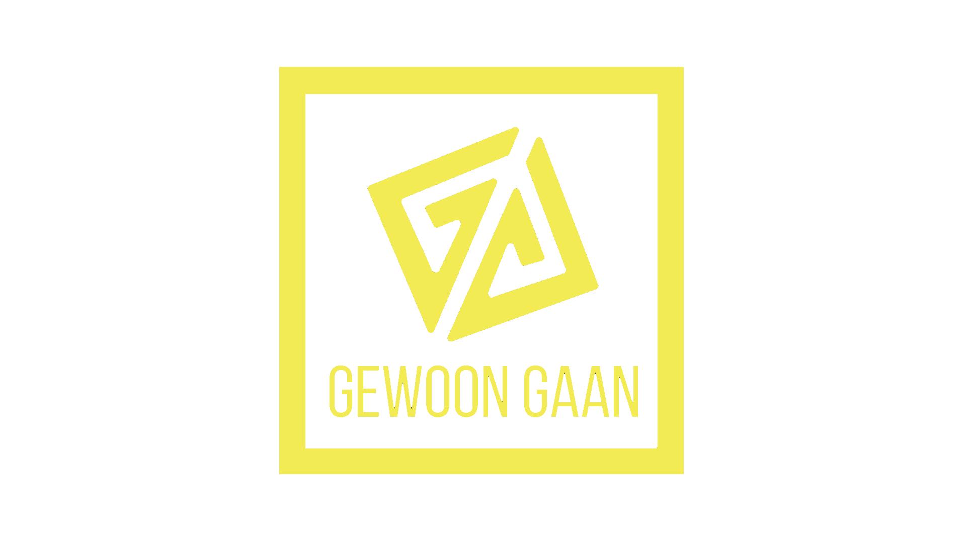 GEWOON GAAN